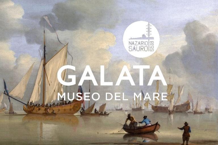 Il Galata Museo del Mare | I tre Virtual Tour