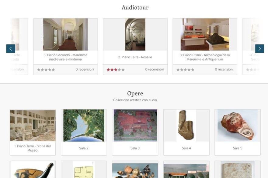 Il MAAM di Grosseto | Visita Virtuale e Audiotour