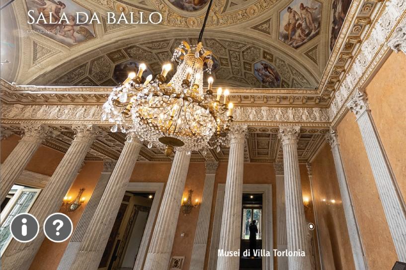 Musei di Villa Torlonia | Virtual Tours