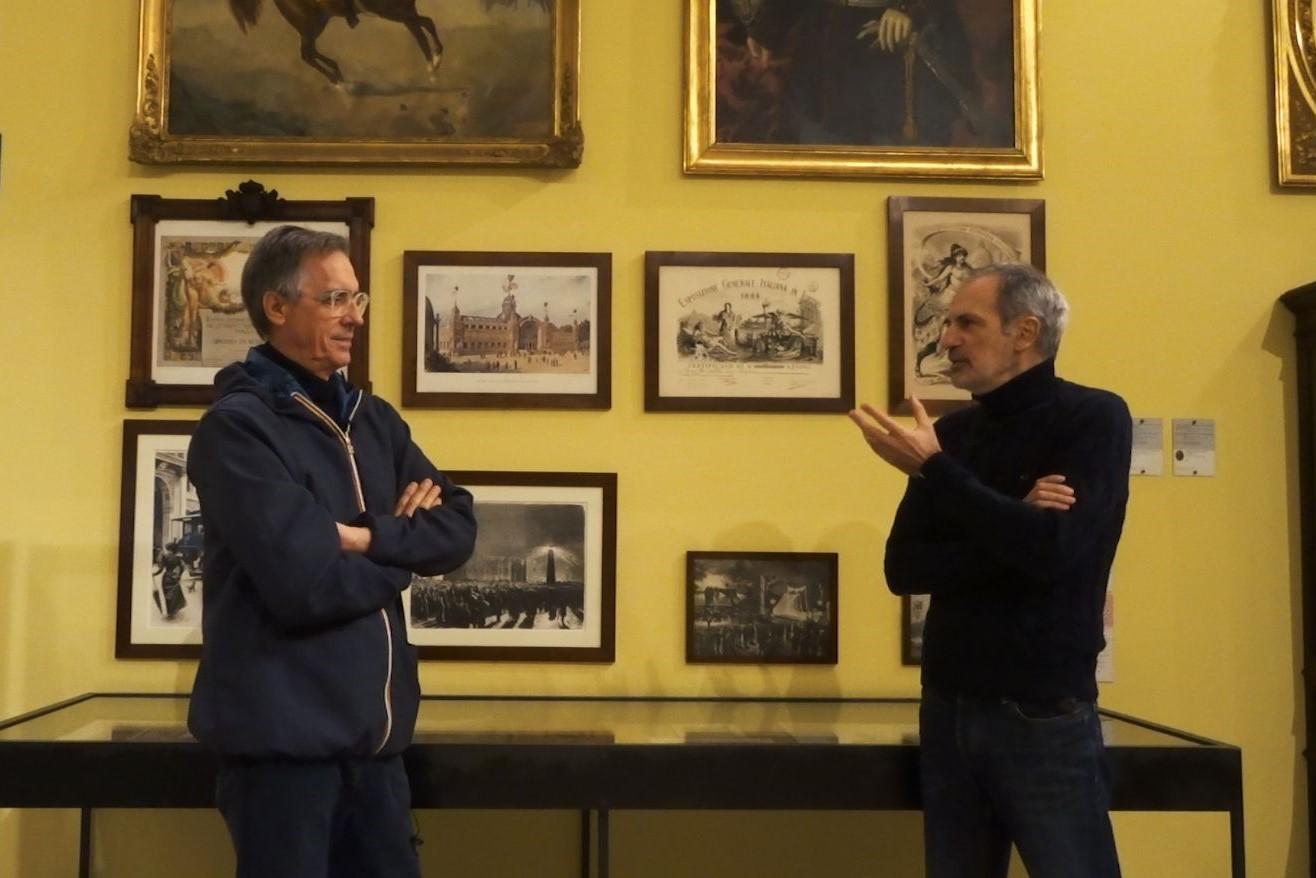Palazzo Carigano | Video Dialoghi