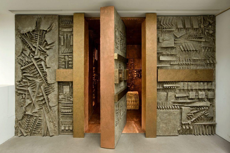 Alla scoperta del labirinto di Arnaldo Pomodoro