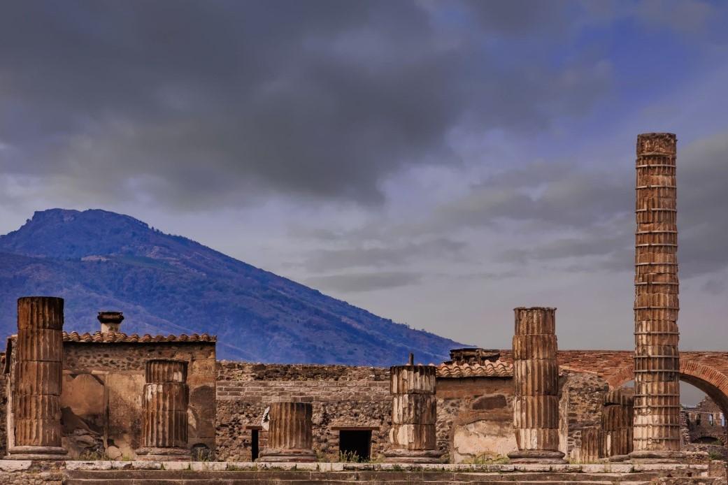 Pompei Città Viva | Un podcast che da voce all'antichità