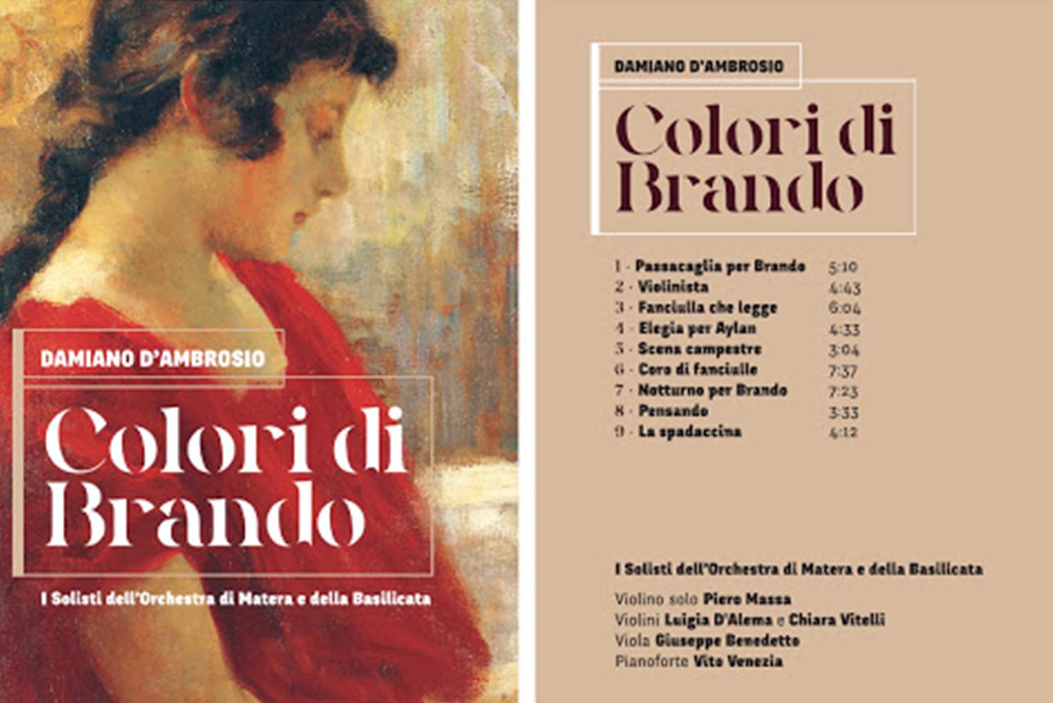Quando musica e arte s'incontrano: Colori di Brando