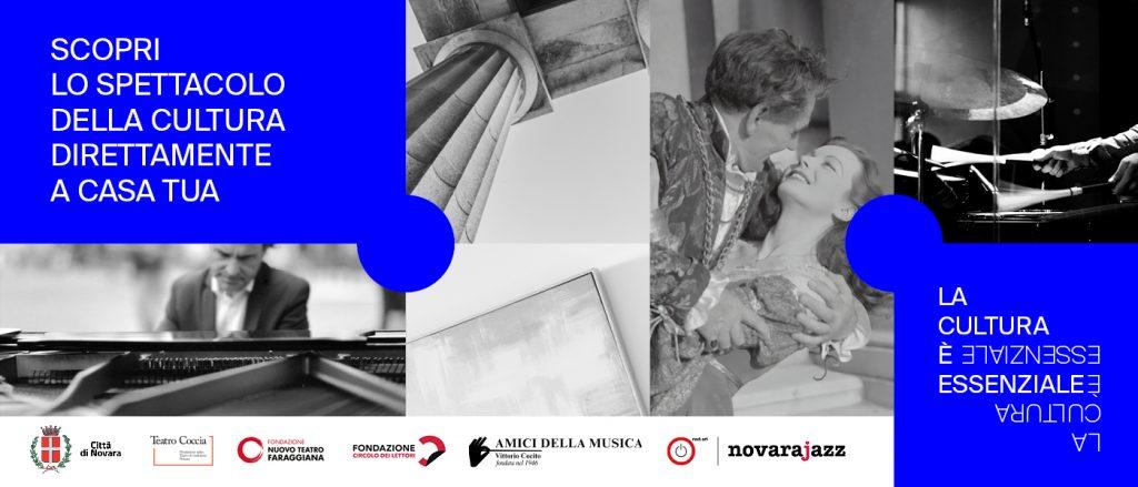 """Figura 1: Locandina del progetto """"La Cultura è Essenziale"""""""