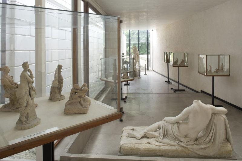 Figura 4: Fotografia dell'Ala Scarpa, in onore dell'omonimo architetto che ne curò l'allestimento.