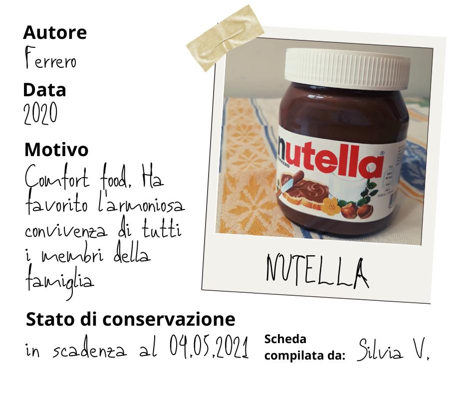 Nutella, Museo della Quarantena