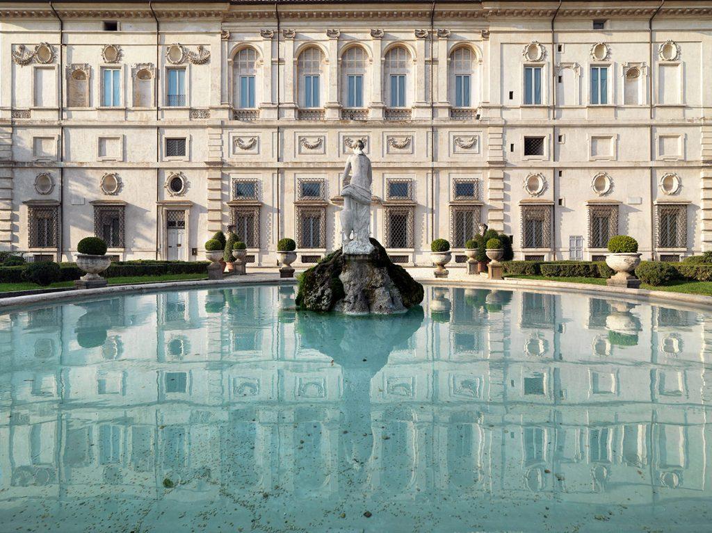Galleria Borghese, Roma - esterno