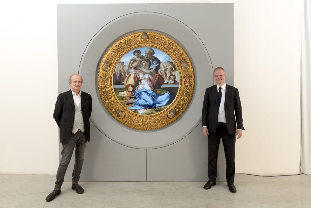 Gli Uffizi mettono in vendita i loro capolavori in formato digitale