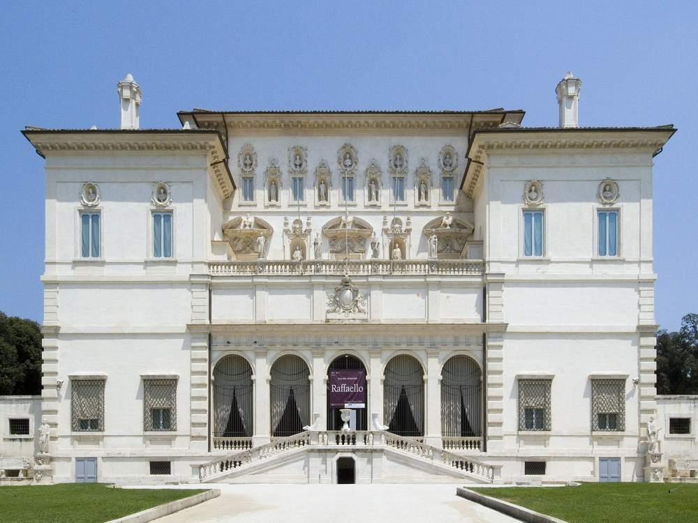 Galleria Borghese, Roma (esterno)