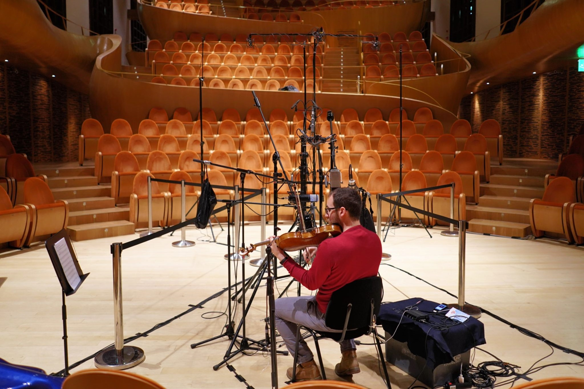 Il Museo del Violino e la Banca del Suono degli Stradivari
