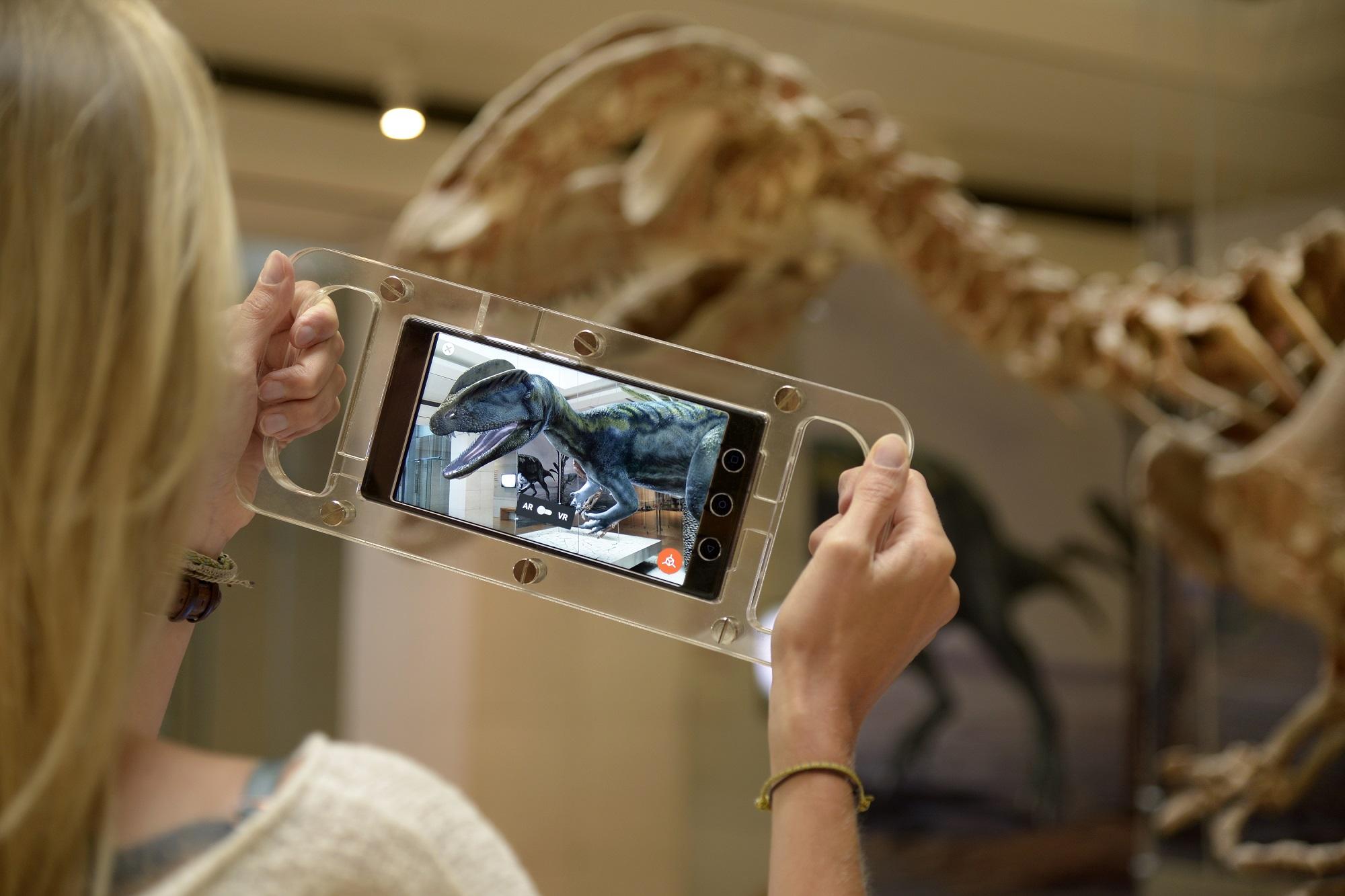 La nuova app del Museo delle Scienze di Trento: GO!Muse