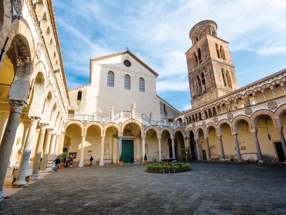 Il Duomo di Salerno