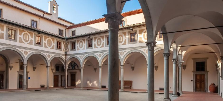 Museo degli Innocenti, uno dei luoghi sonori presi in analisi