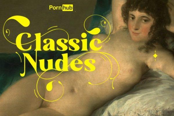 Classic Nudes, le guide di PornHub ai nudi dei musei